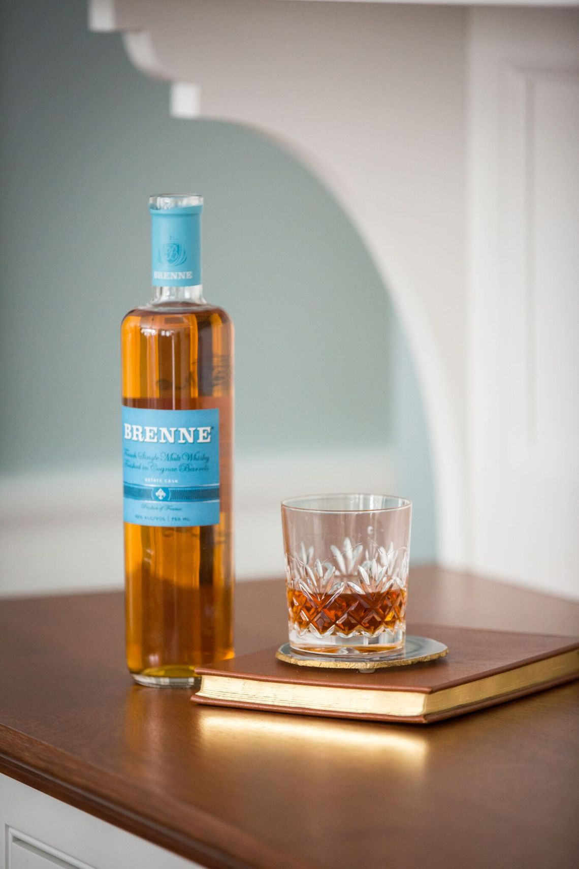 Brenne Ten French Single Malt Whiskey