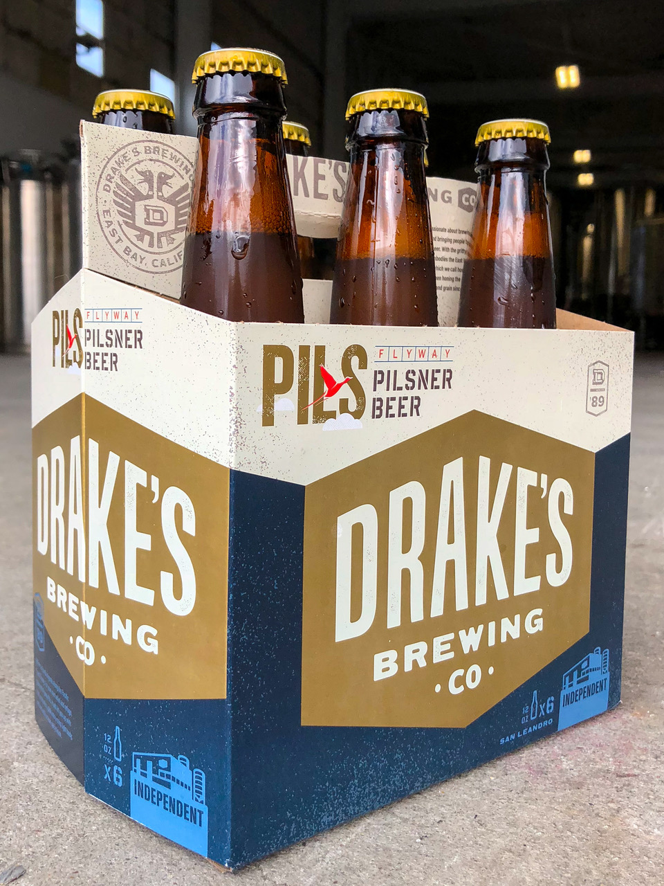 Drake's Flyway Pils