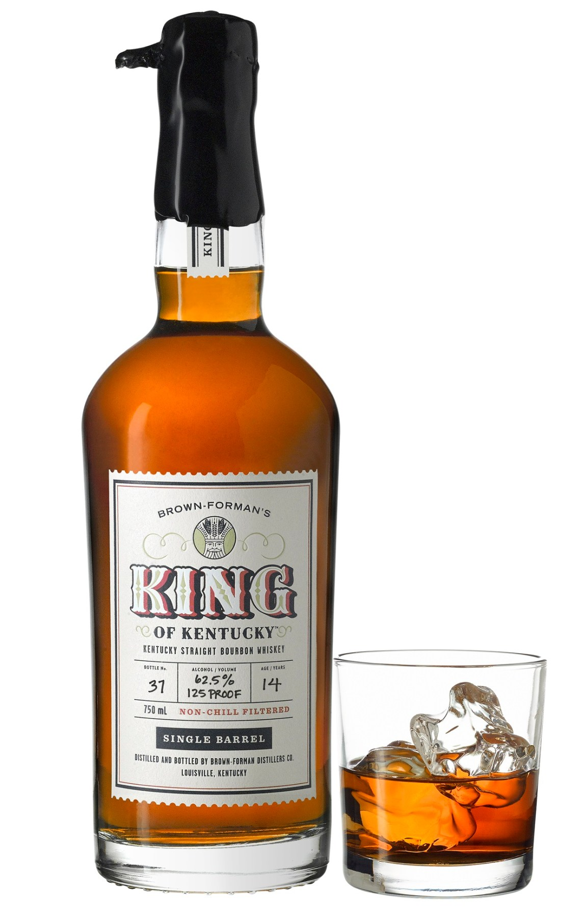 King of Kentucky Straight Bourbon 14 Years Old (2018)