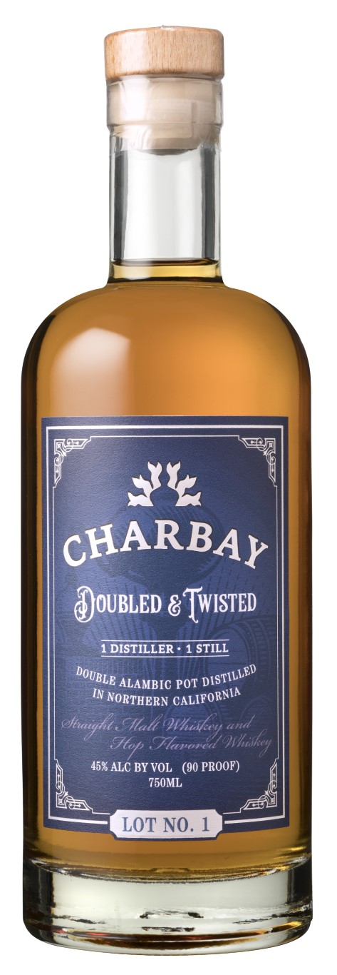 Charbay Doubled & Twisted Whiskey (2018)