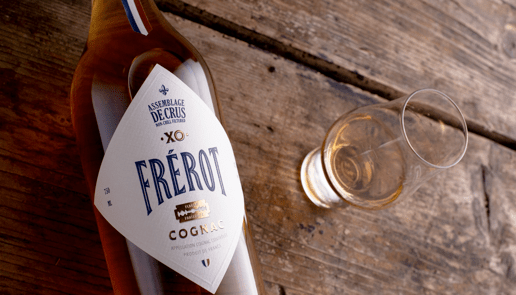 Flaviar Frerot XO Cognac Assemblage de Crus