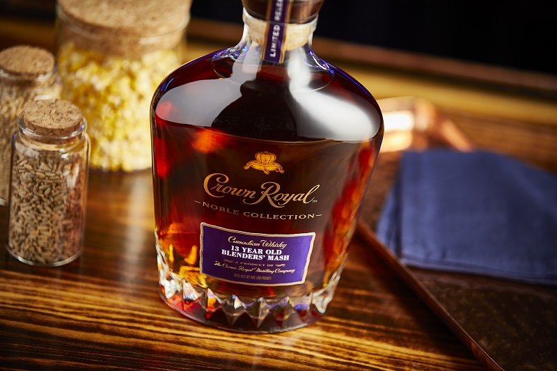 Crown Royal Noble Collection Blenders' Mash 13 Years Old