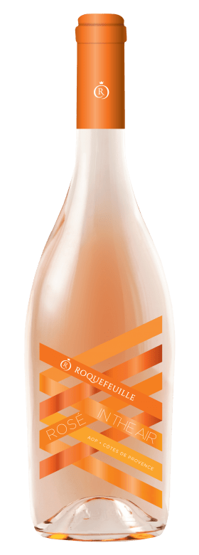 2017 Chateau Roquefeuille Rose In The Air Côtes de Provence