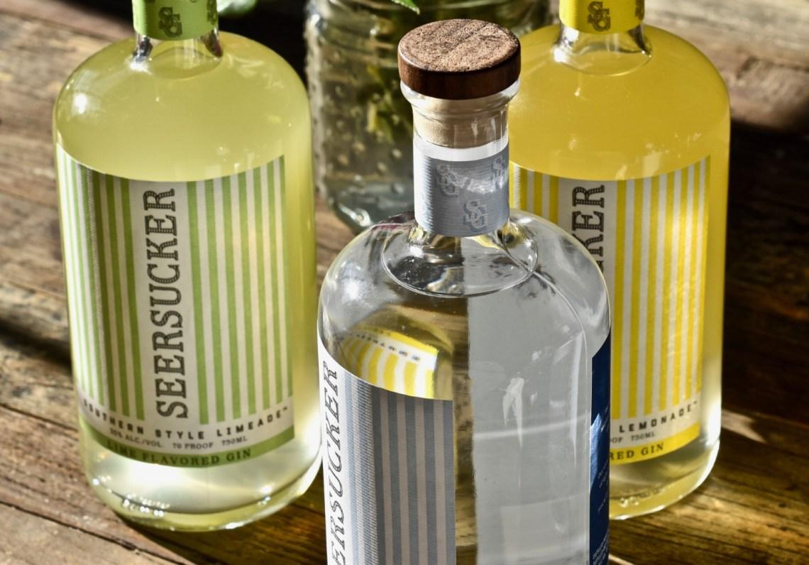 Seersucker Southern Style Limeade