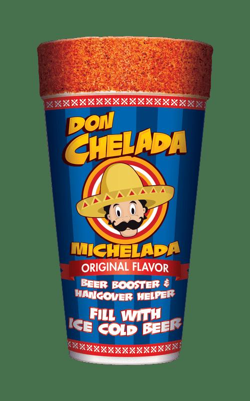 Don Chelada Michelada Original Flavor Cup