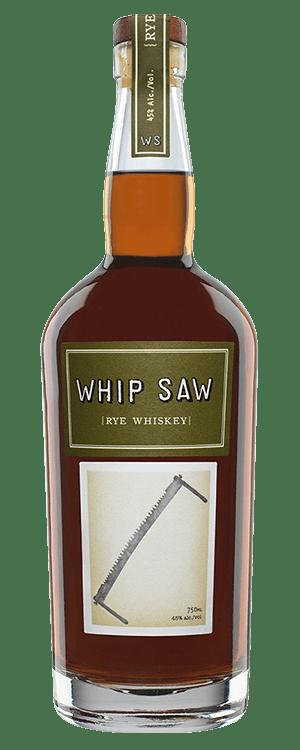 Whip Saw Rye Whiskey