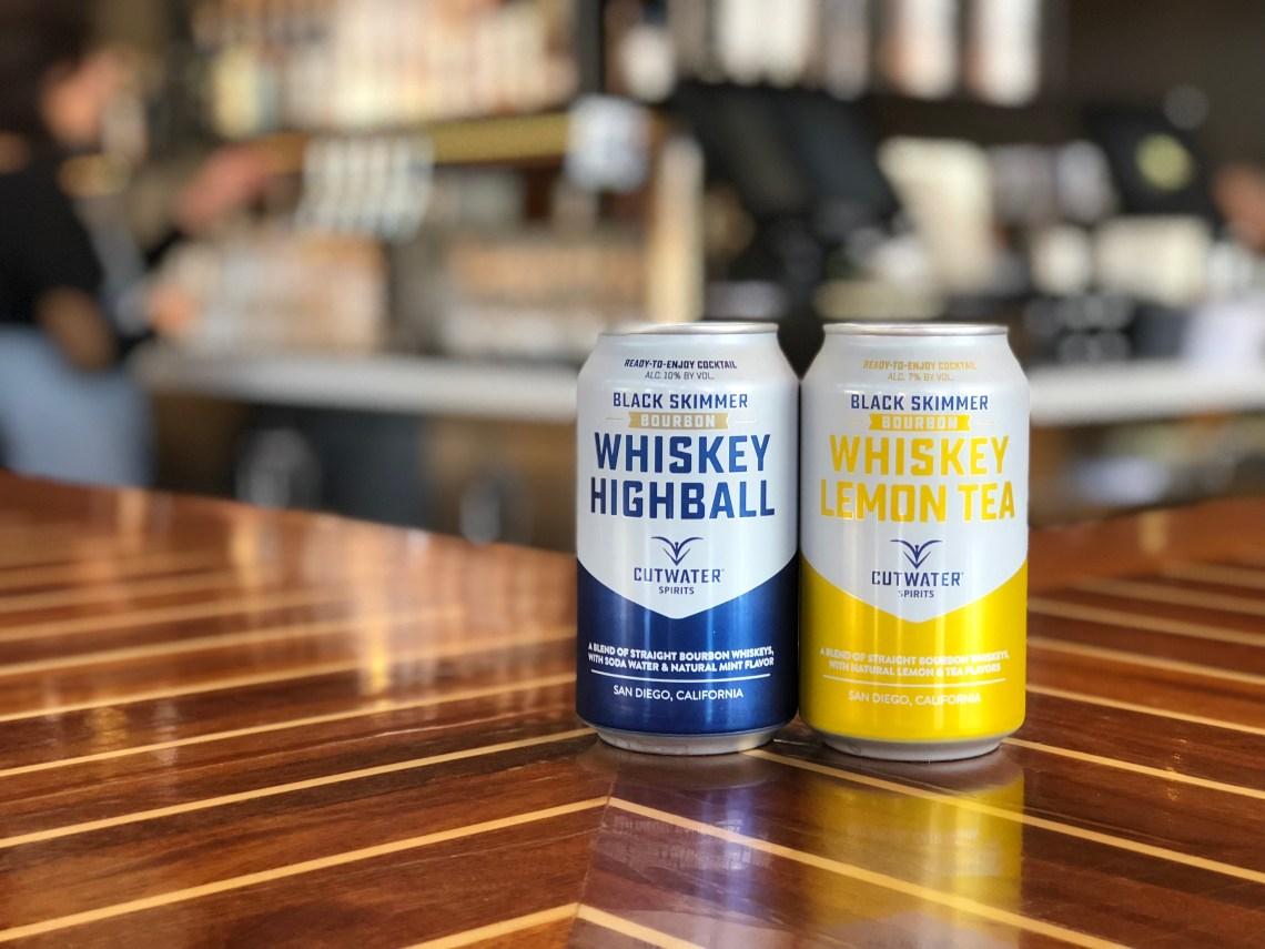 Cutwater Spirits Whiskey Highball