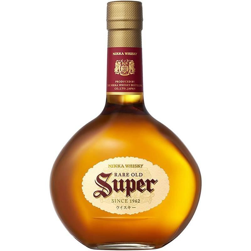 Nikka Super Rare Old