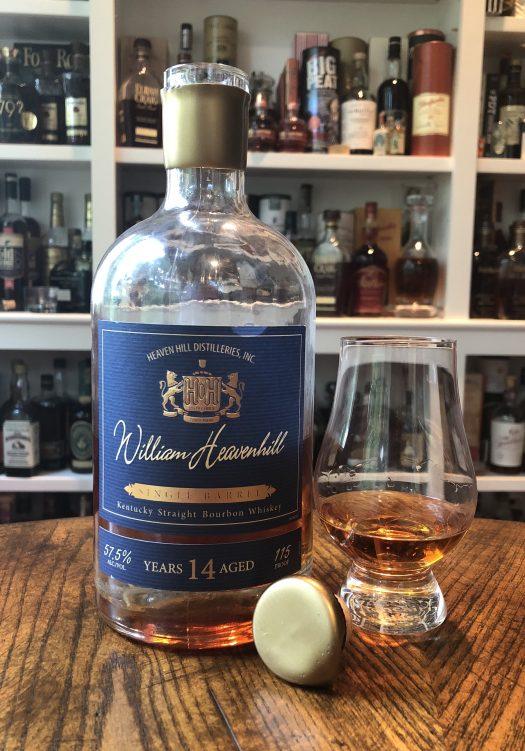 William Heavenhill Single Barrel Bourbon (5th Edition)