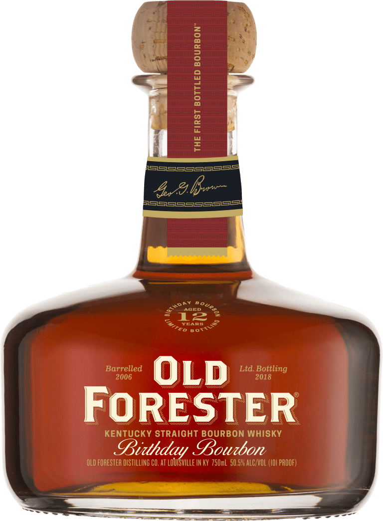 Old Forester Birthday Bourbon 2018 Edition