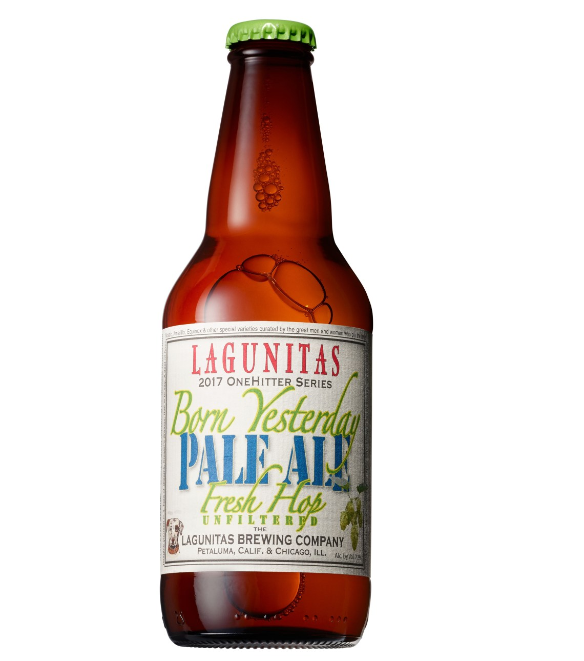Lagunitas Born Yesterday Pale Ale 2018