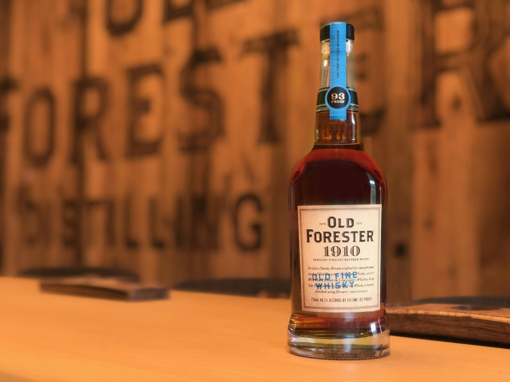 Old Forester Whiskey Row Series – 1910 Old Fine Whiskey