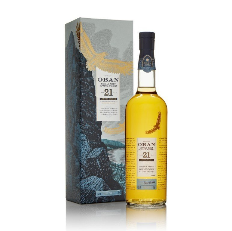 Oban 21 Years Old Limited Edition 2018