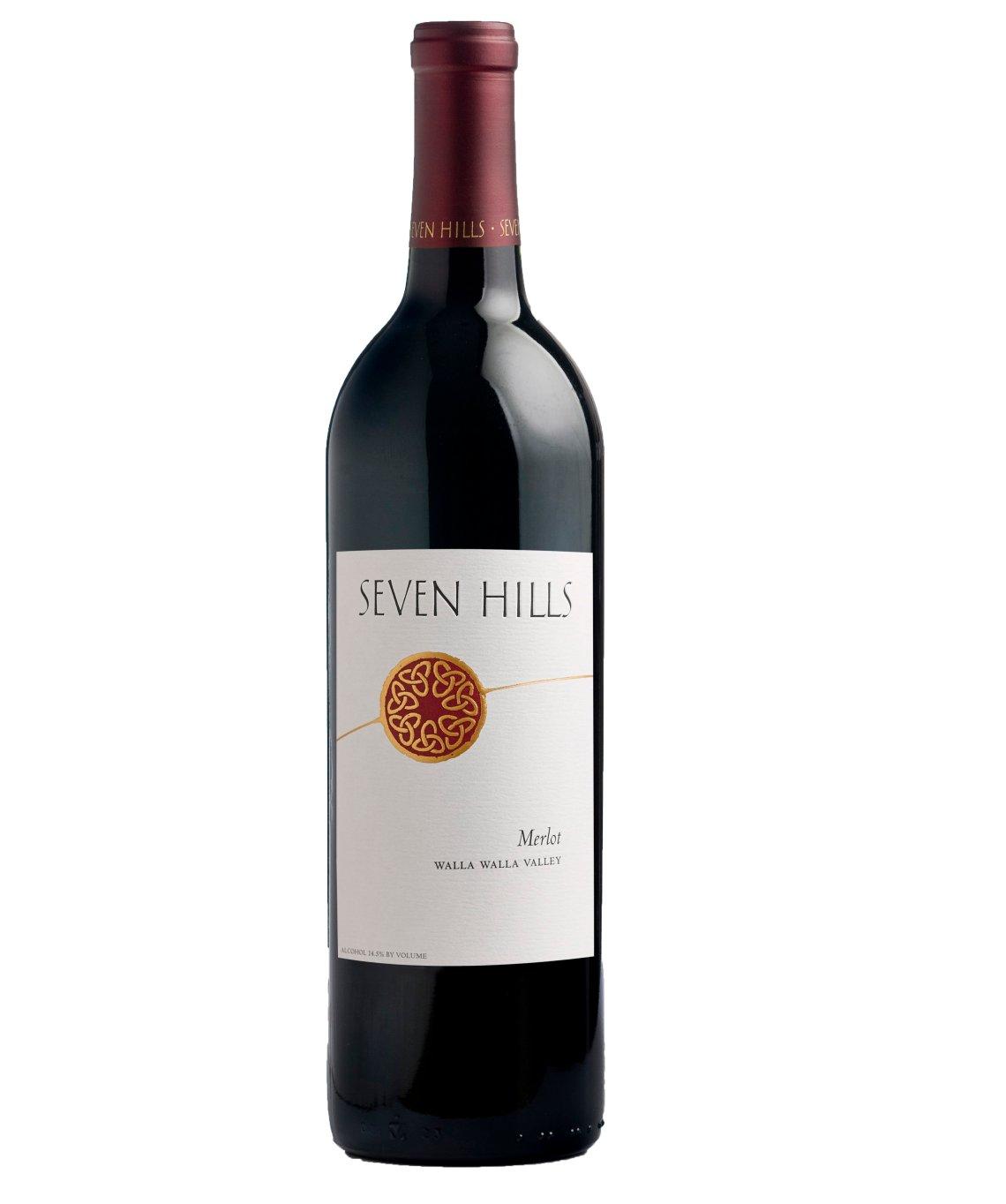 2016 Seven Hills Merlot Walla Walla Valley