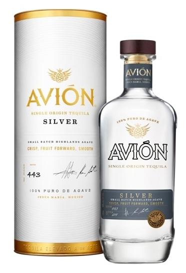 Tequila Avion Silver (2018)