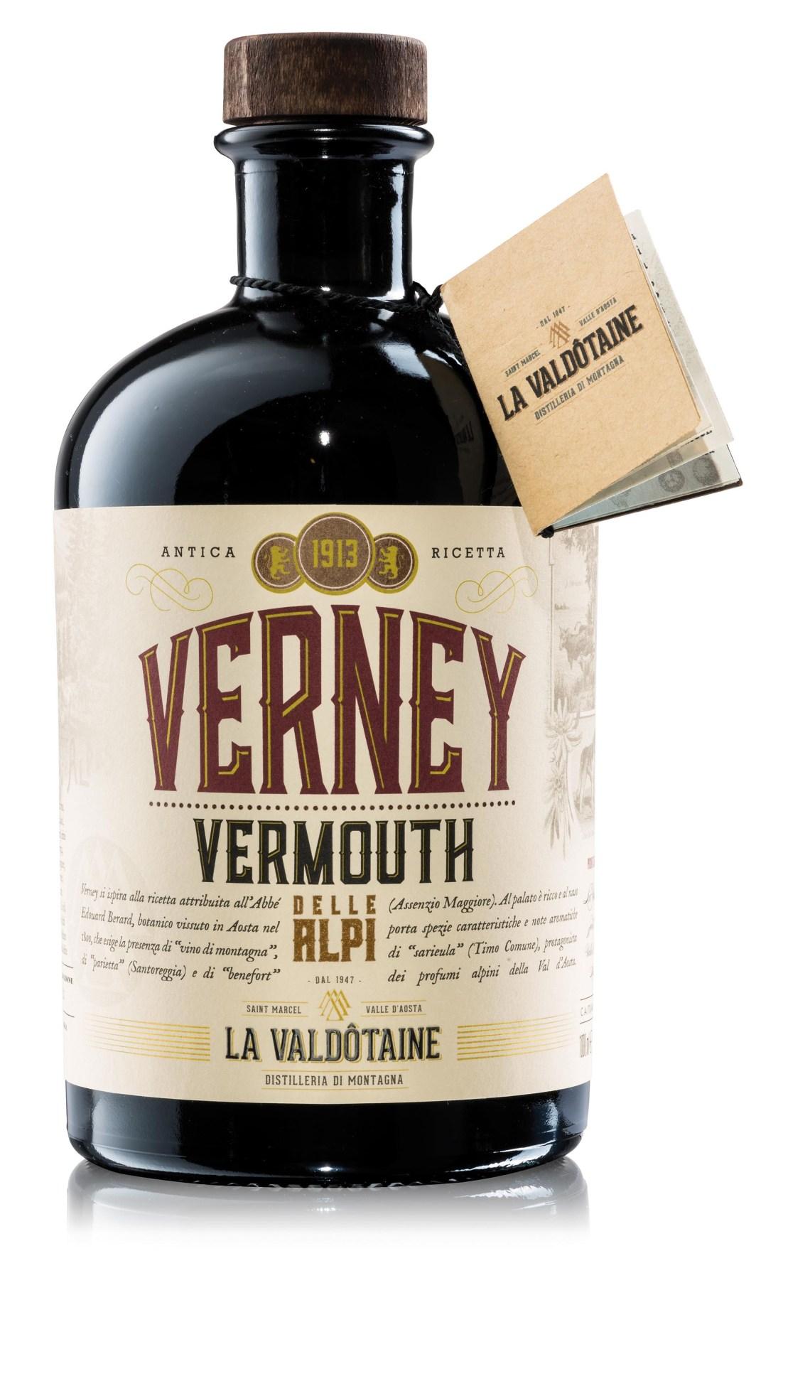 La Valdotaine Verney Vermouth