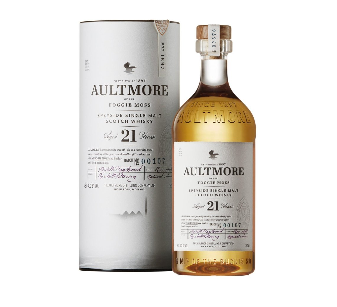 Aultmore 21 Years Old (2019)
