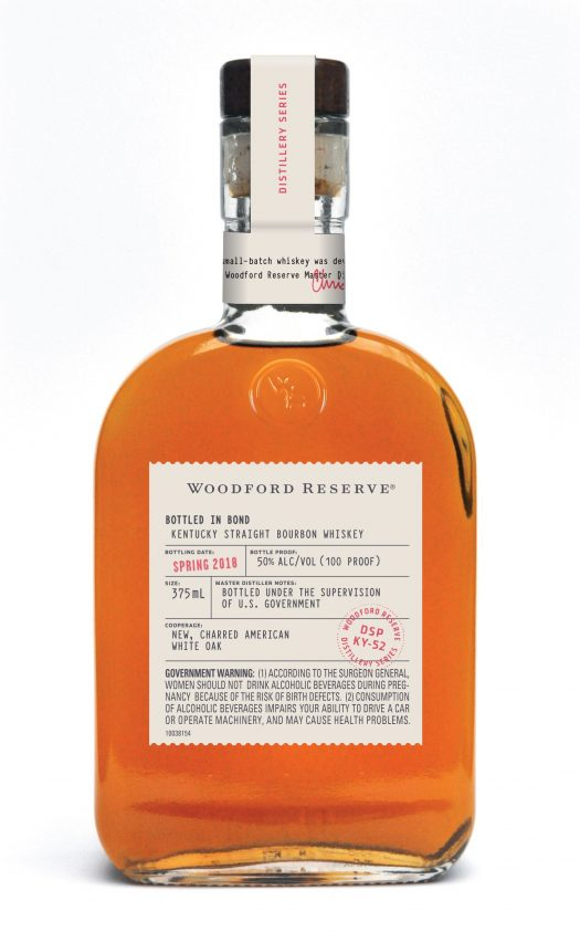 Woodford Reserve Distillery Series - Bottled in Bond Bourbon
