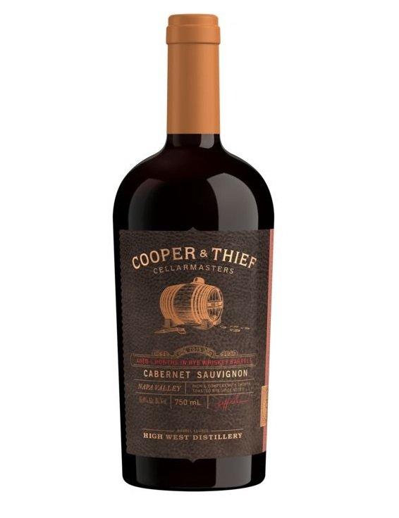 2015 Cooper & Thief Cabernet Sauvignon Napa Valley