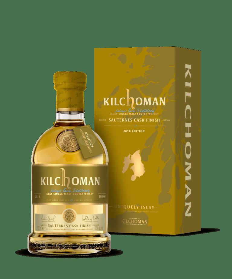 Kilchoman Sauternes Cask Finish