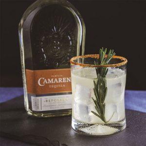 Camarena Pineapple Chili Margarita