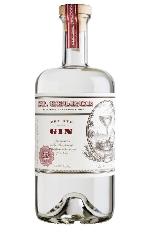 St. George Spirits Dry Rye Gin