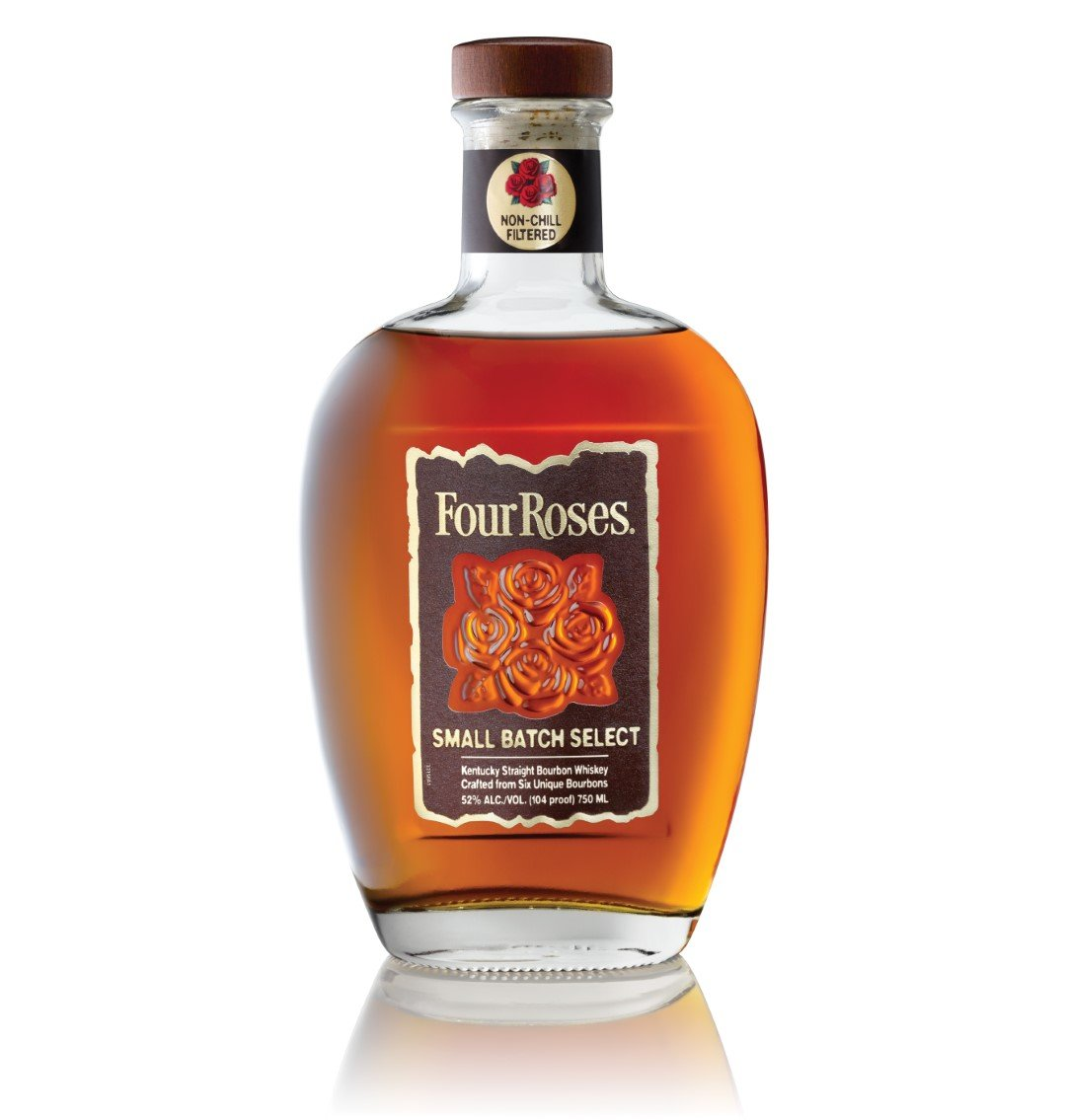 Image result for Four Roses Small Batch bottle