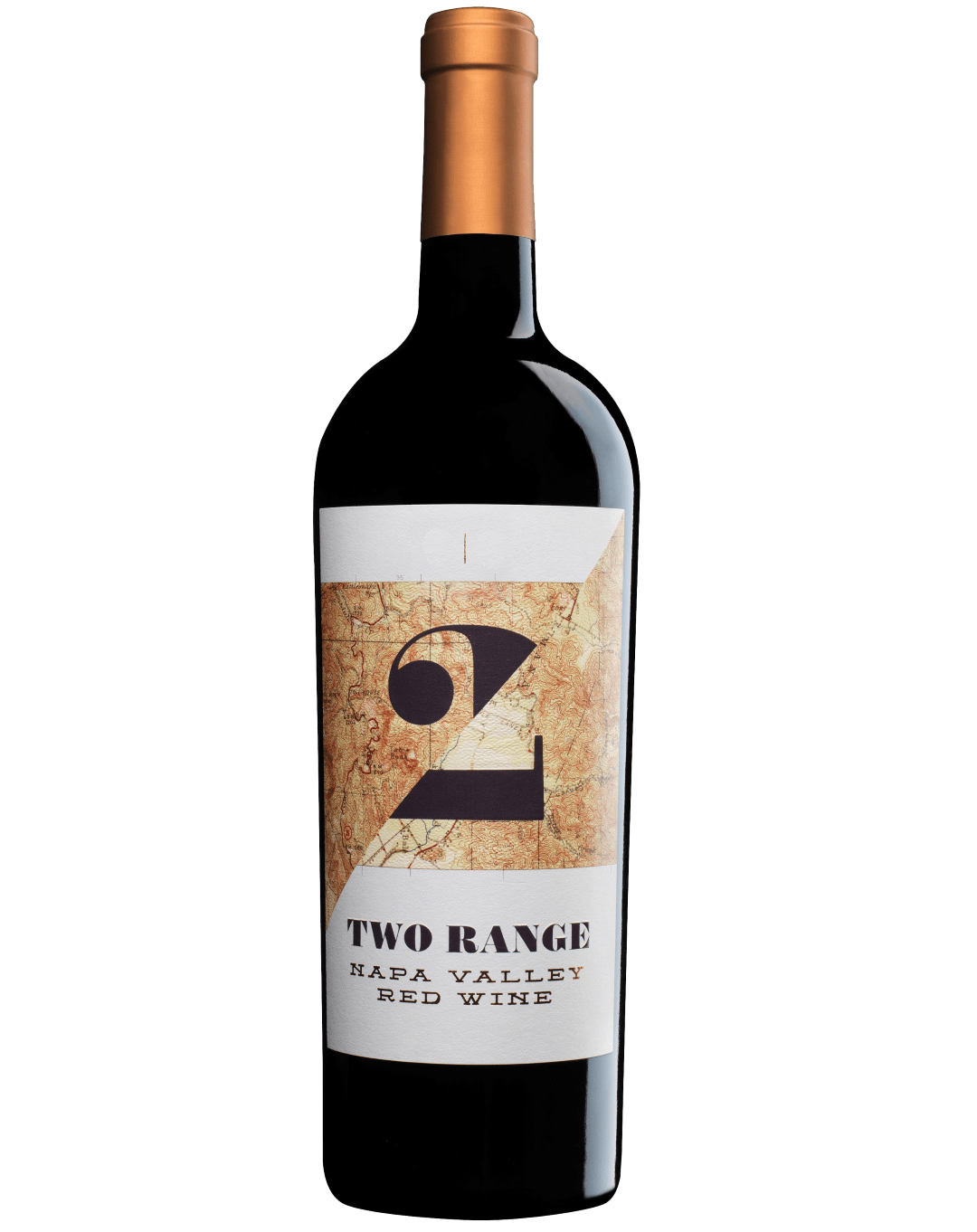 2016 Two Range Red Wine Napa Valley