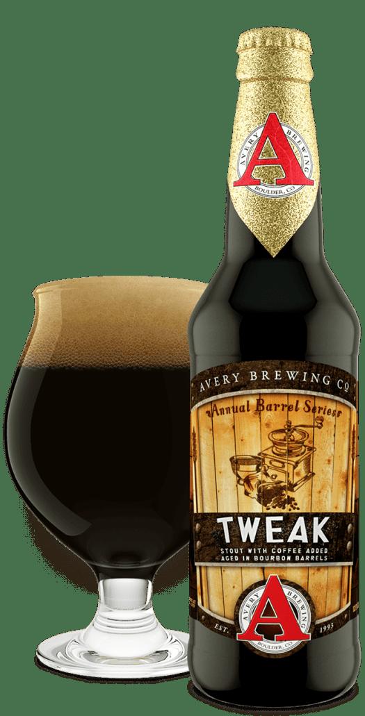 Avery Brewing Tweak Barrel-Aged Coffee Stout (2018)