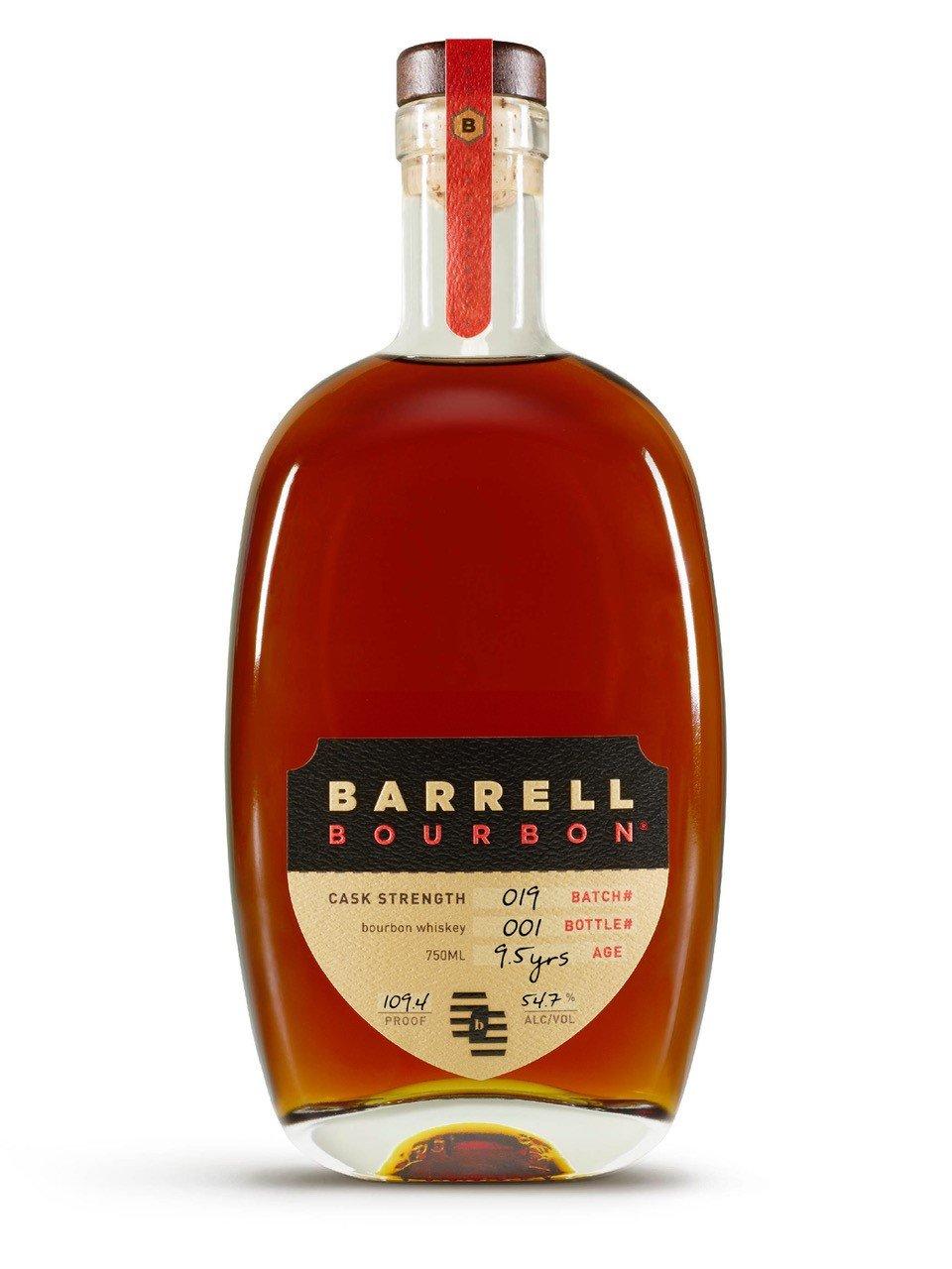 Barrell Bourbon Batch 19