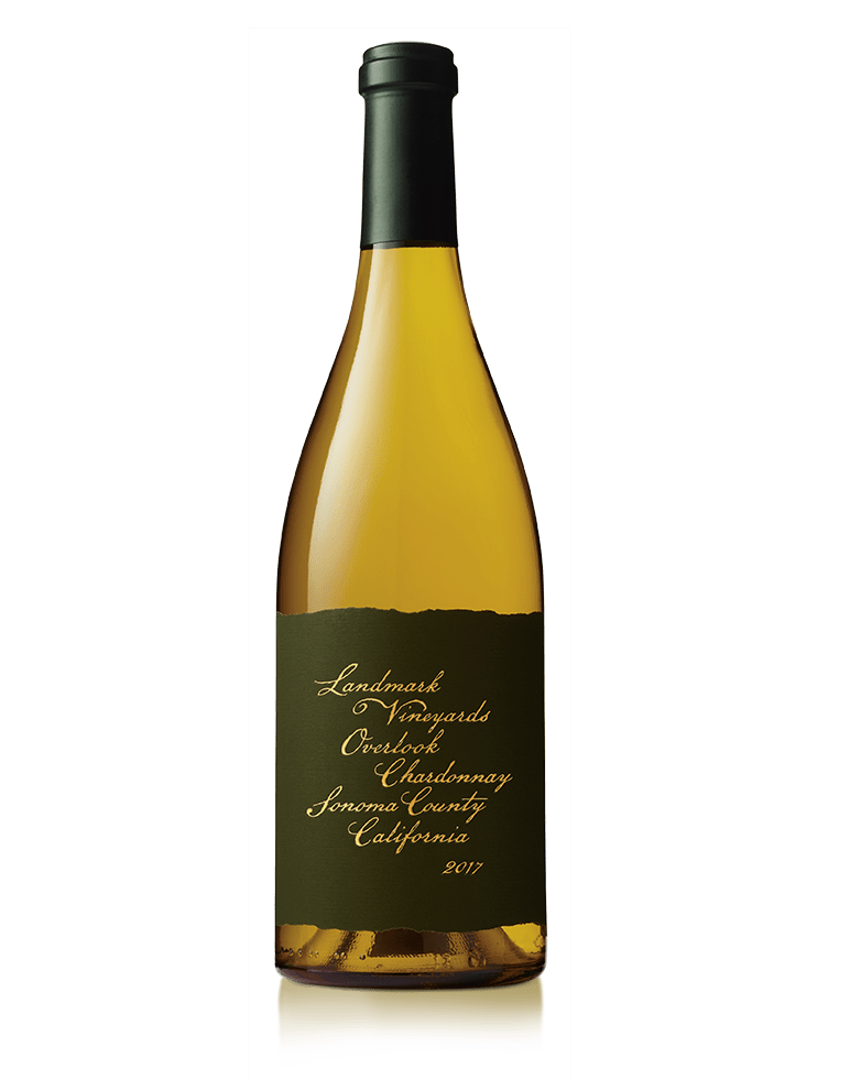 2017 Landmark Vineyards Overlook Chardonnay Sonoma County