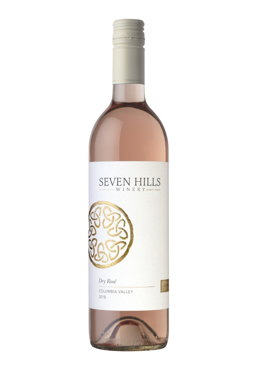 2018 Seven Hills Dry Rose Columbia Valley