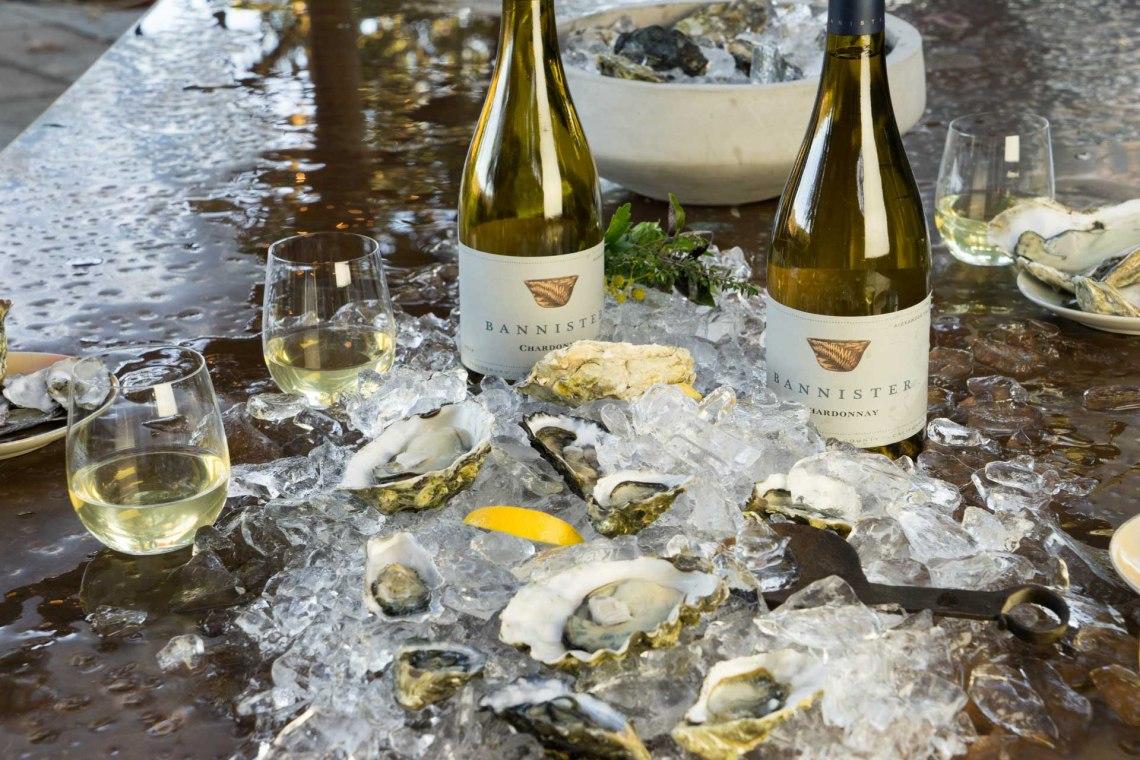 2017 Bannister Chardonnay Alexander Valley