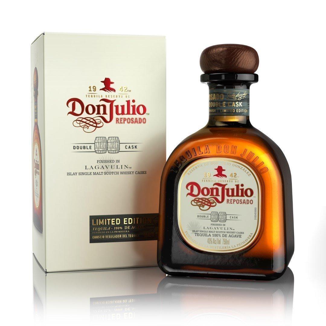 Don Julio Tequila Reposado Double Cask – Lagavulin Barrel