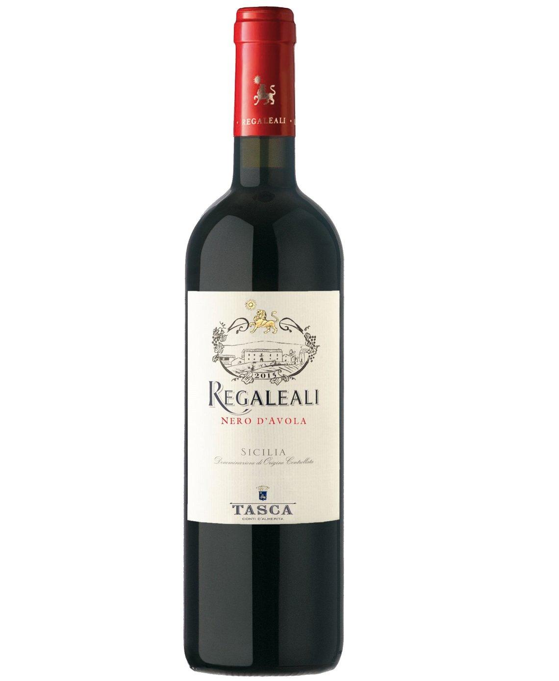 2016 Tasca Regaleali Nero d'Avola Sicilia