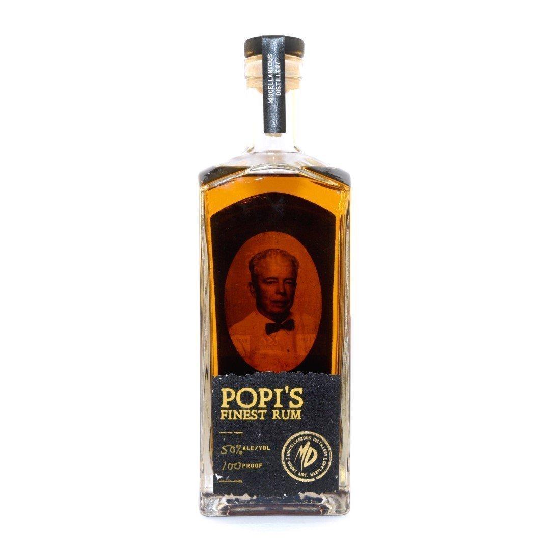 Popi's Finest Rum