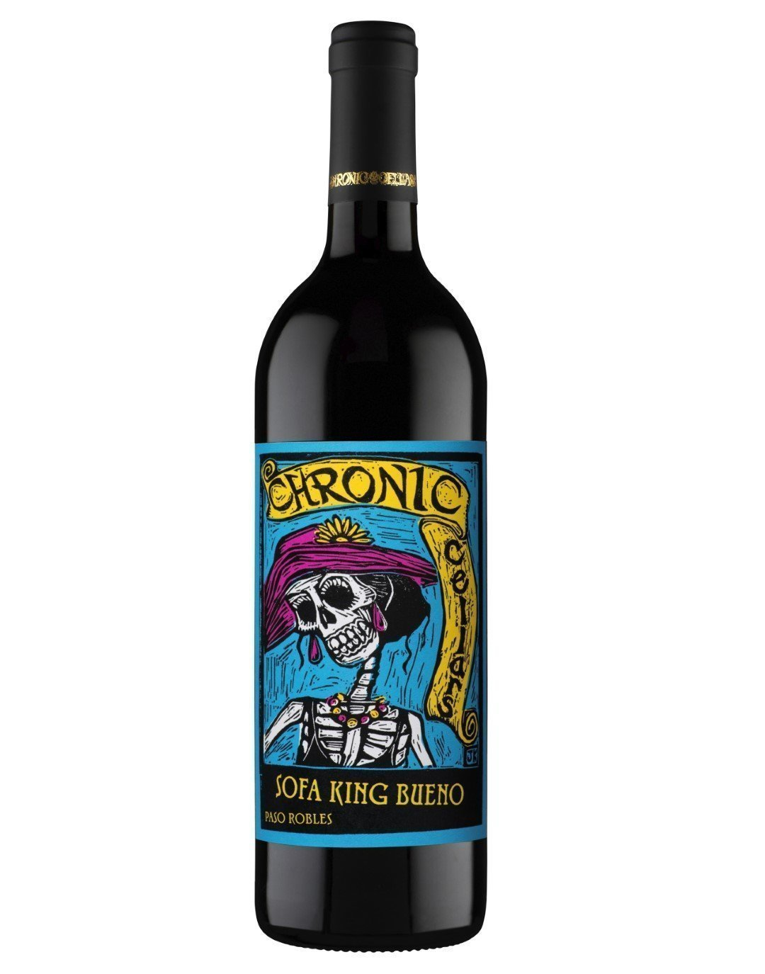 2017 Chronic Cellars Sofa King Bueno Paso Robles