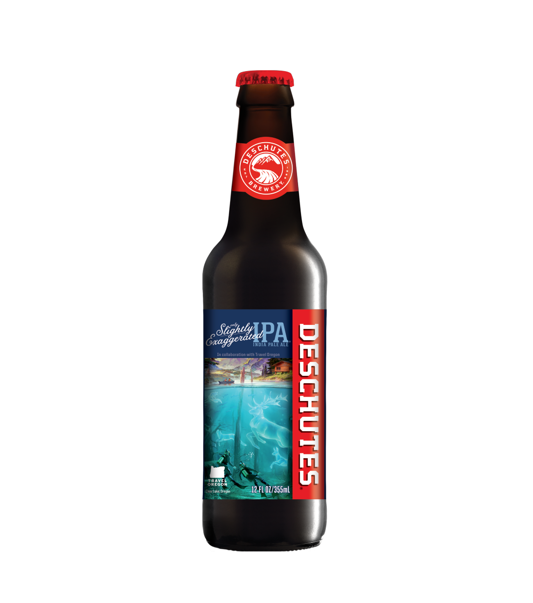 Deschutes Brewery Only Slightly Exaggerated IPA