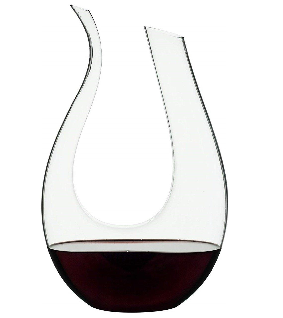 EraVino Premium Horn Wine Decanter
