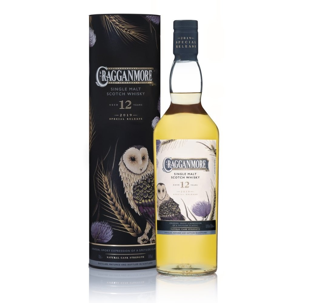 Cragganmore 12 Years Old Limited Edition 2019