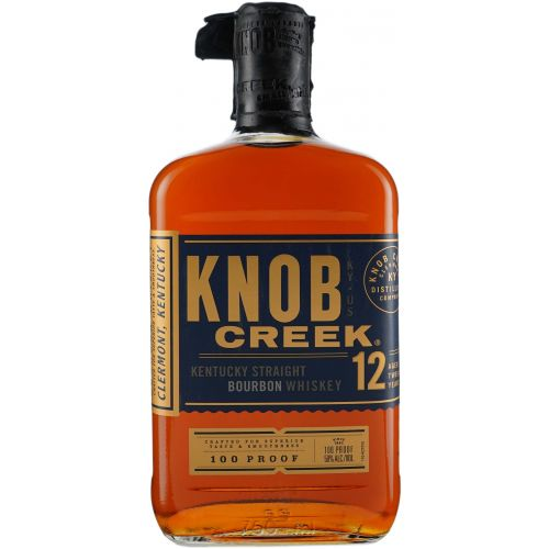 Knob Creek Bourbon 12 Years Old