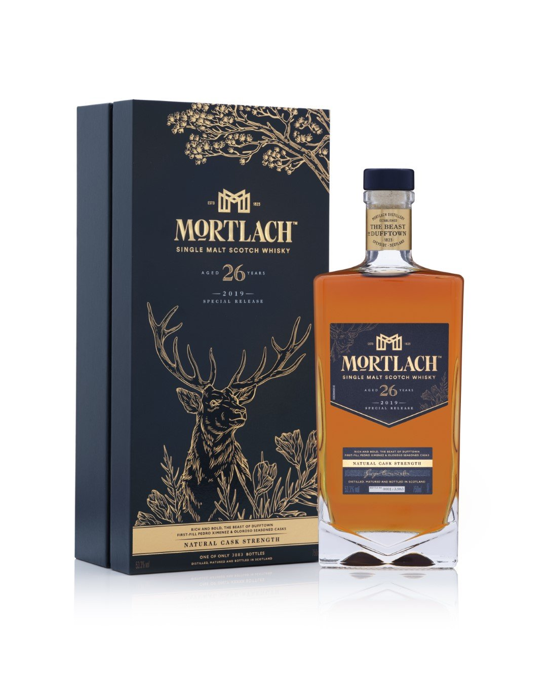 Mortlach 26 Years Old Limited Edition 2019