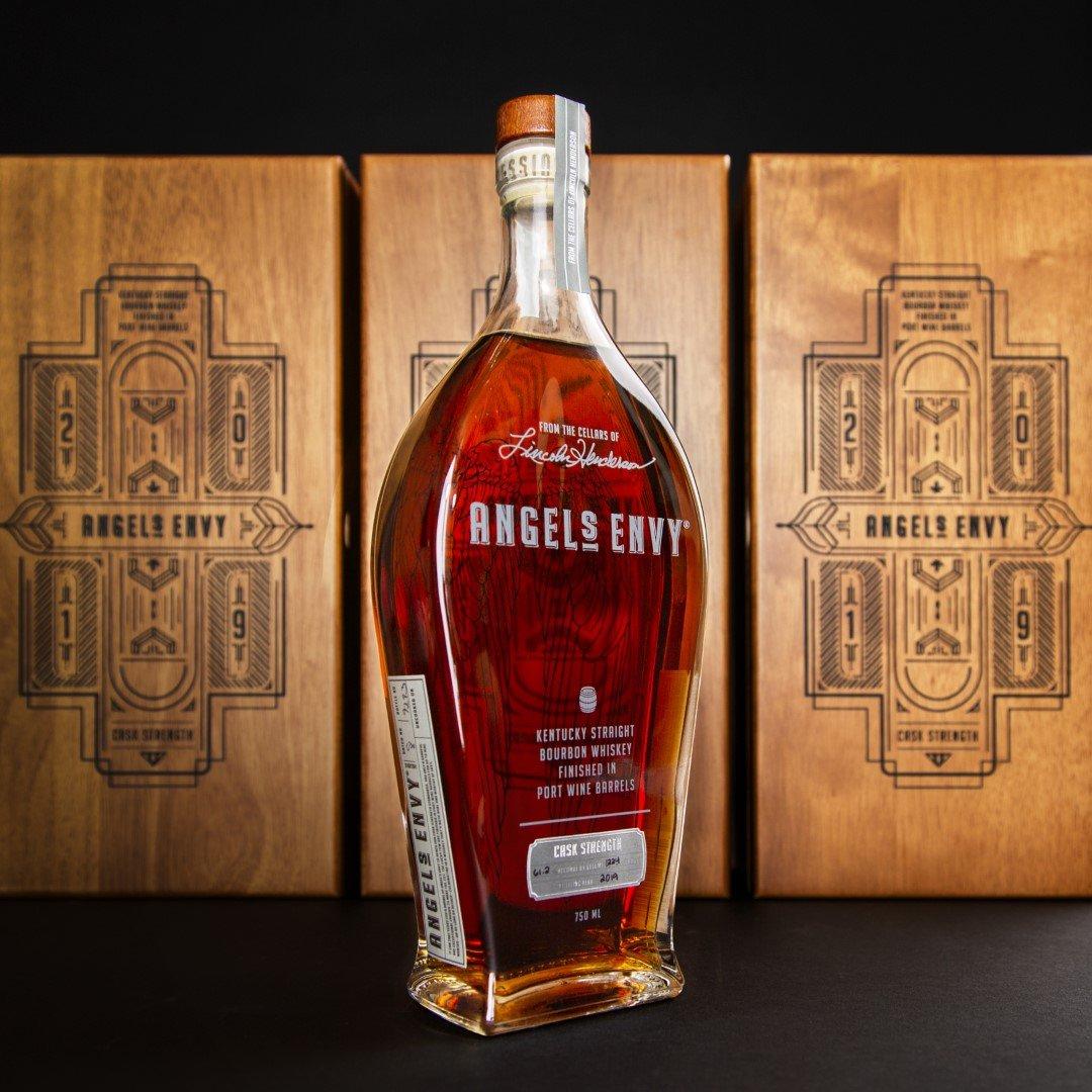 Angel's Envy Cask Strength Bourbon – Limited Edition (2019)