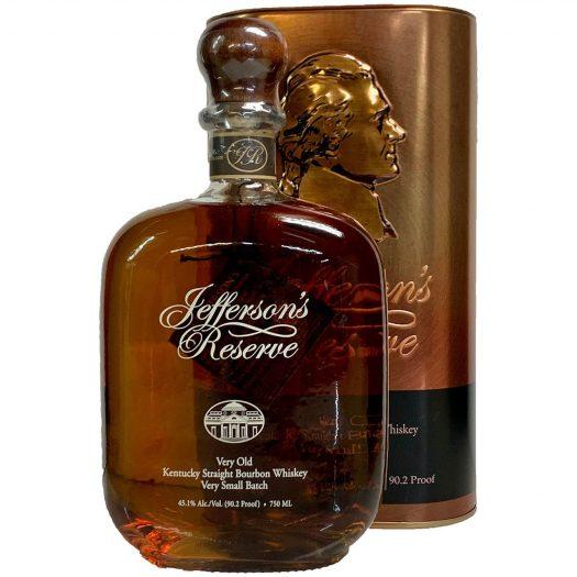 Jefferson's Reserve Very Old Very Small Batch Bourbon (2020)