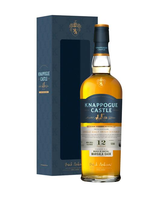 Knappogue Castle 12 Years Old Marsala Finish