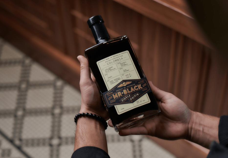 Mr Black Cold Brew Coffee Liqueur Single Origin Colombia