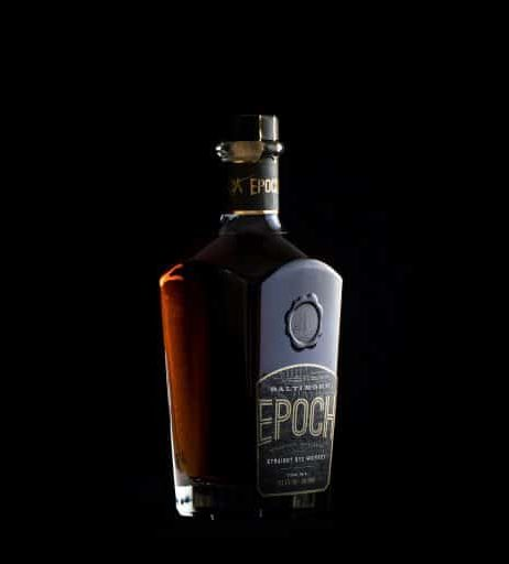 Baltimore Spirits Epoch Straight Rye