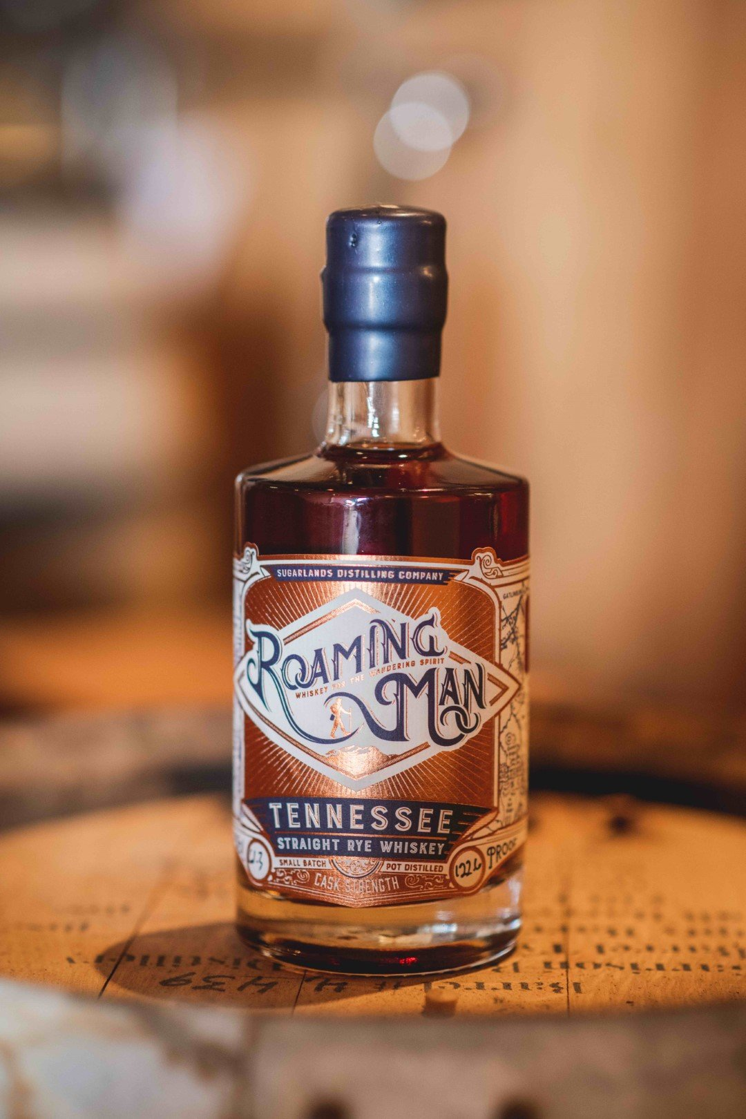 Roaming Man Tennessee Straight Rye Whiskey Edition Eight