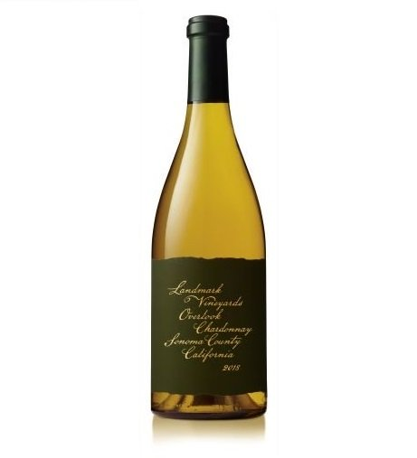 2018 Landmark Vineyards Overlook Chardonnay Sonoma County