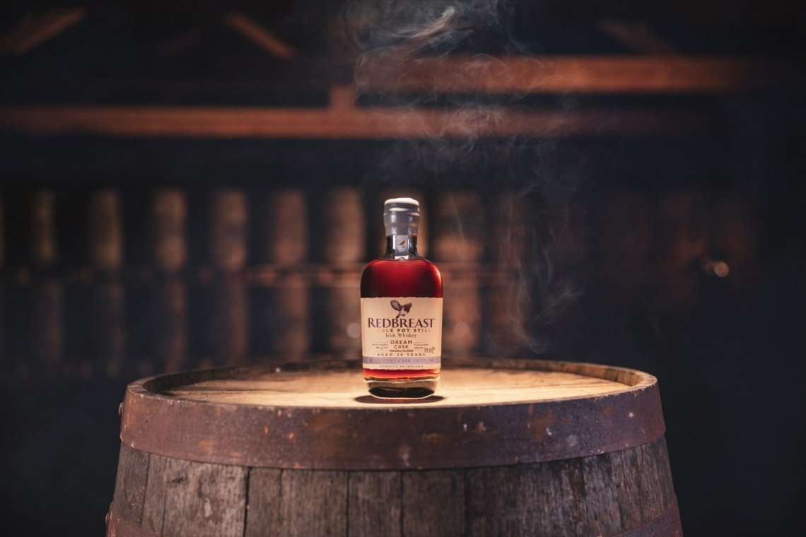 Redbreast Dream Cask 2020 - Ruby Port Edition 28 Years Old